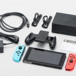 NintendoSwitch本体の付属品の他に追加で必要な周辺機器は?