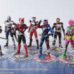 歴代ライダーのS.H.Figuartsが『20 Kamen Rider Kicks Ver.』として再販!【仮面ライダー】